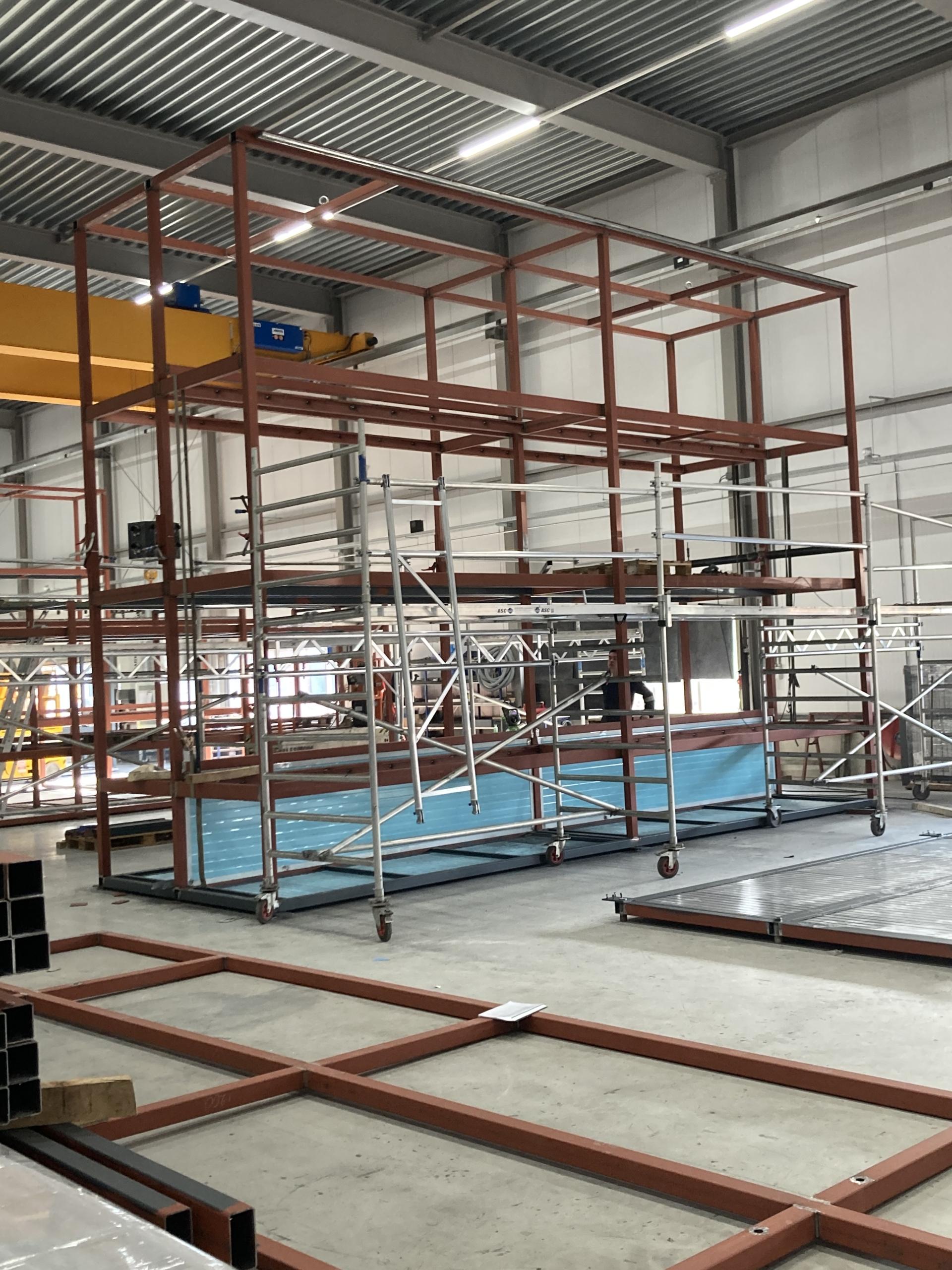 Constructie atelier  scaled
